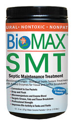 biomax septic tank cleaning products